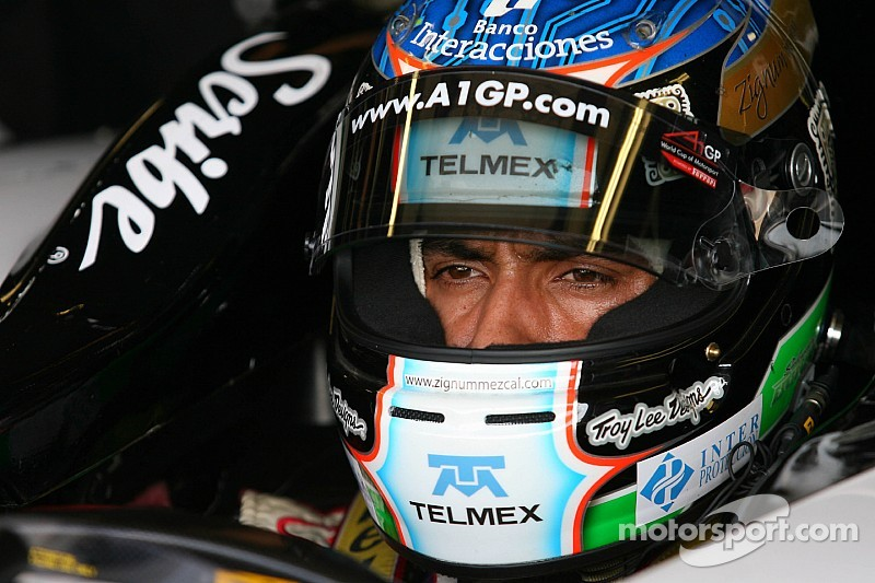 Salvador Duran to replace Katherine Legge in Formula E race in Uruguay
