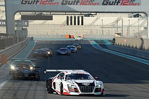 Endurance Race report Ho-Pin Tung 6th in Gulf 12 Hours race at Abu Dhabi's Yas Marina Circuit