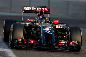 Formula 1 Breaking news Lotus 'opened the door' to Alonso - Lopez