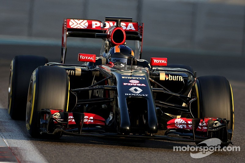 Lotus 'opened the door' to Alonso - Lopez