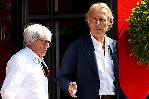 Formula 1 Breaking news Montezemolo appointed to board of F1 Group
