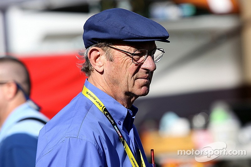 Dr. Dick Berggren named to Maine Motorsports Hall of Fame