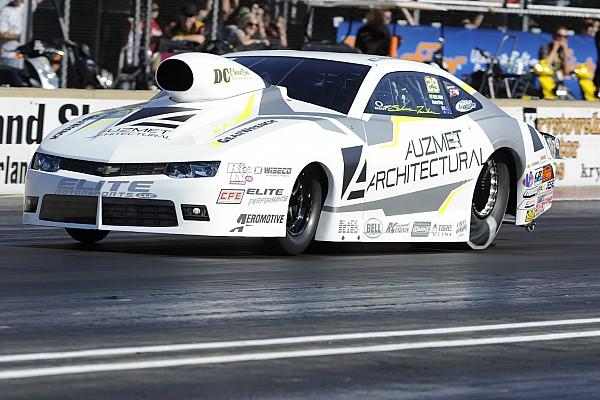 NHRA Pro Stock racer Shane Tucker has a new engine builder