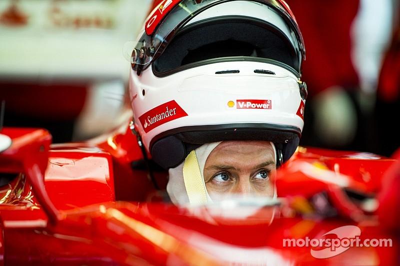Sebastian the Fifth – Vettel, the German number 5 in Maranello