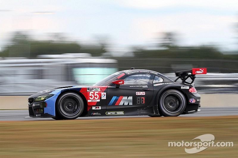 BMW drivers going after Scott Pruett's career wins record