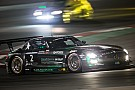 Halfway in Dubai 24 Hours: Black Falcon Mercedes leads