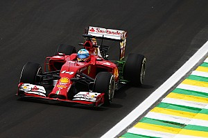 Formula 1 Breaking news Marchionne expects Ferrari form in late 2015