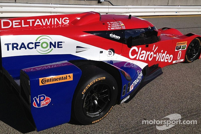 DeltaWing gets a new look for Rolex 24