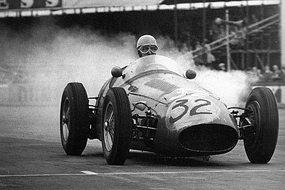 Pioneer F1 driver Manzon passes away