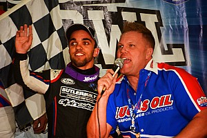 Stock car Commentary Little Big Man: Rico Abreu's learning curve begins