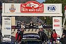 Ogier wins Rally Monte Carlo