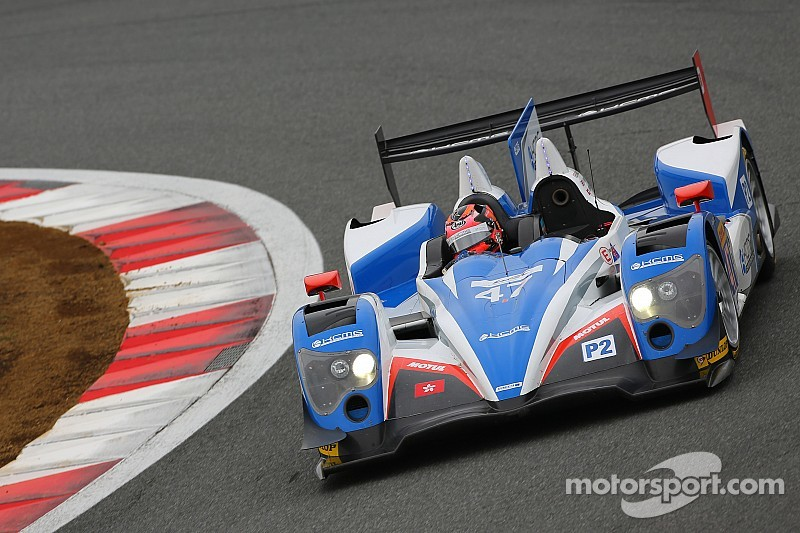 KCMG chooses the ORECA 05 in bid for the World Endurance Championship !