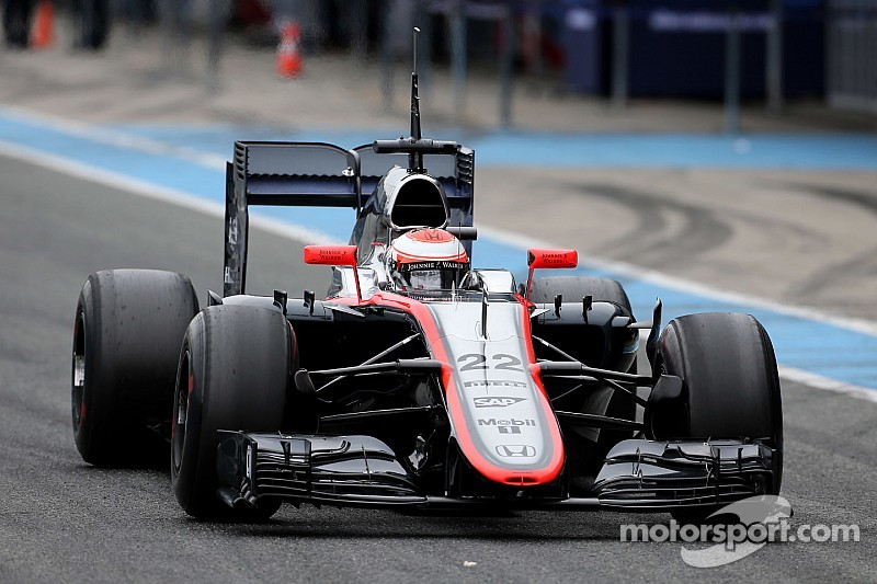 McLaren Honda: Another day of limited running