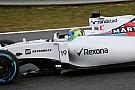 Massa believes 2015 Williams is a step forward already