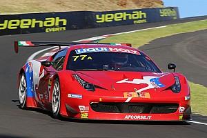 Endurance Qualifying report Bathurst 12 Hours:  Rigon and Vilander shine in qualifying