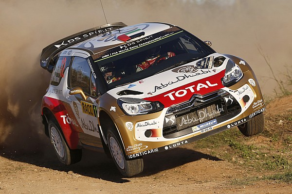 Khalid Al Qassimi finishes as runner-up at Qatar Rally