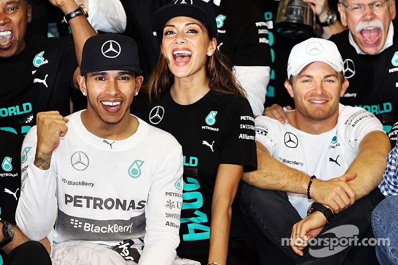 Top 20 de la F1 en 2014: #7, Hamilton vs Rosberg