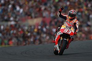 MotoGP Reporte de la carrera Márquez impone récord y logra su triunfo 13 del año en Valencia