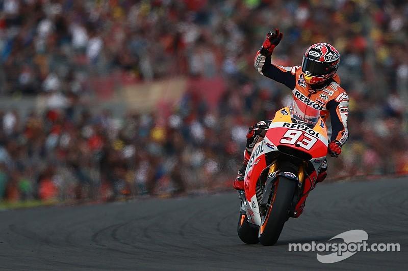 Márquez impone récord y logra su triunfo 13 del año en Valencia