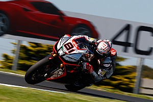 World Superbike Race report Rea and Kawasaki win at first-ever attempt