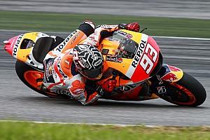 MotoGP Noticias de última hora Márquez no pierde el tiempo y es líder en Sepang