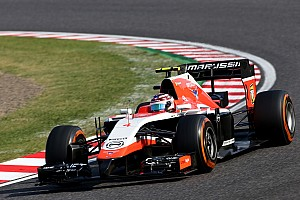 Formula 1 Breaking news Manor Marussia on 2015 F1 entry list