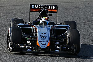 Formula 1 Testing report Winter testing came to an end with another productive day for Sahara Force India