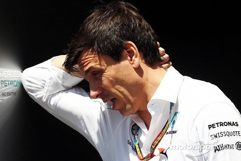 """Otros deportes """"inspiran"""" más a los Alemanes que la F1 - Wolff"""