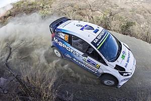 WRC Noticias de última hora Tanak pierde control y su auto se hunde en el lago