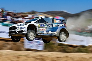 "WRC Leg report Evans holds strong fourth as ""Titänak"" is resurected"