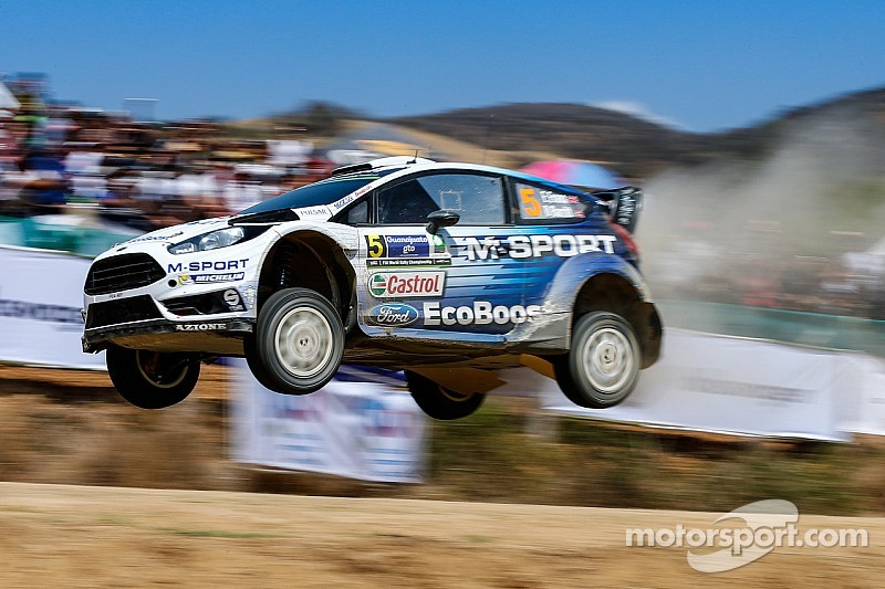 "Evans holds strong fourth as ""Titänak"" is resurected"