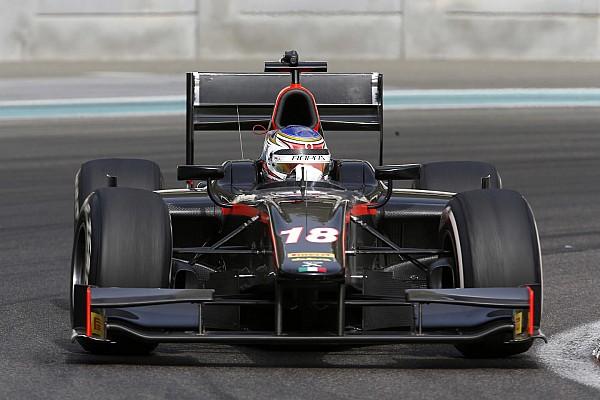 Пилоты GP2 начинают тесты в Абу-Даби