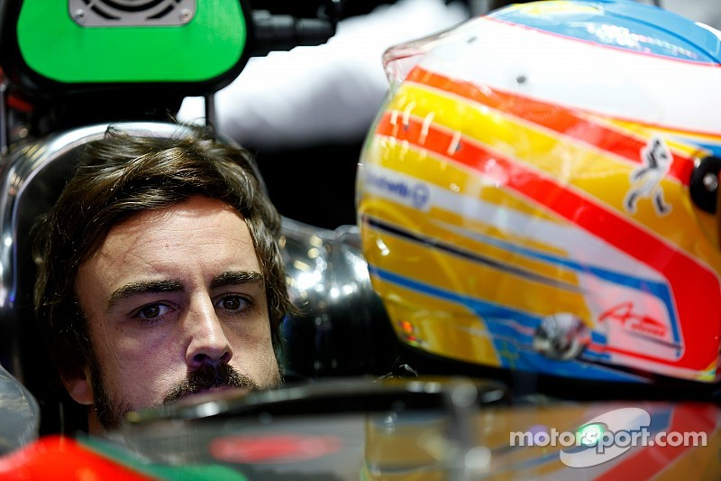 "Alonso ""giving everything"" to return in Malaysia"