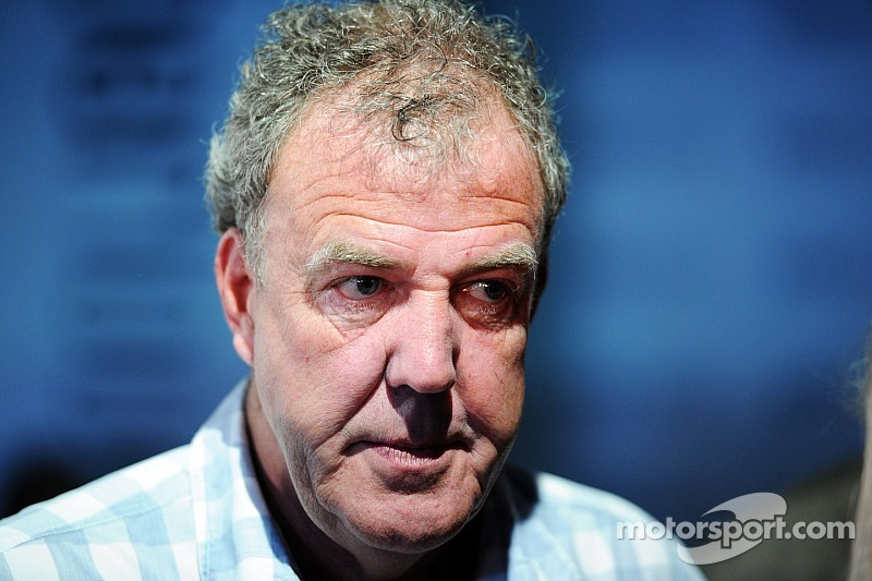 Top Gear suspende a Jeremy Clarkson, el show no se transmitirá el domingo