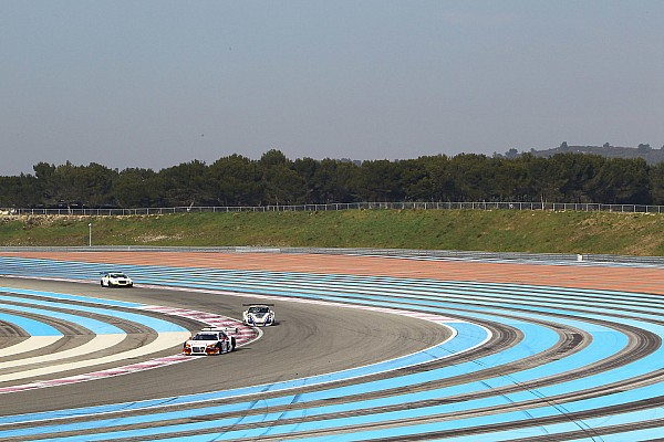TDS BMW on top in Paul Ricard BES test