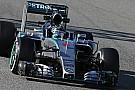 Australian Grand Prix FP1 results: Mercedes back on top