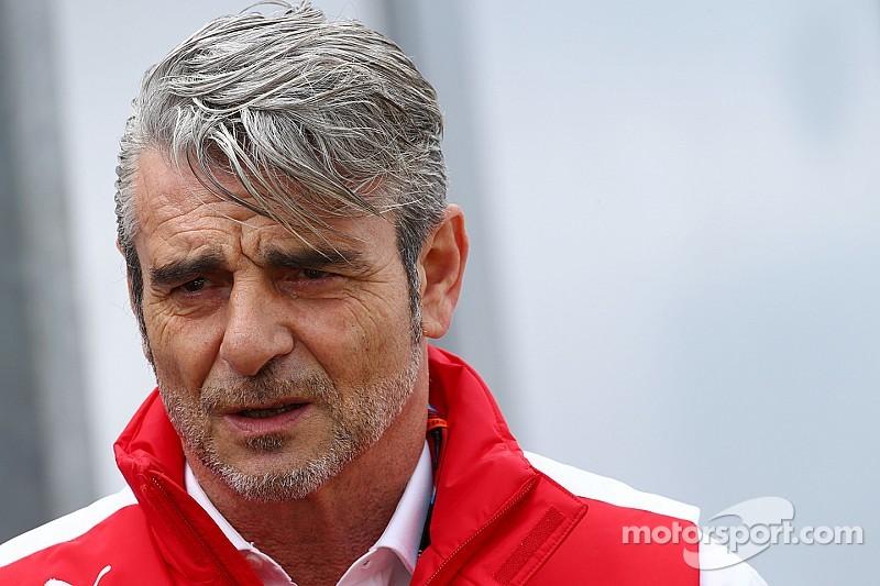 "Ferrari's Maurizio Arrivabene: ""My biggest challenge"""