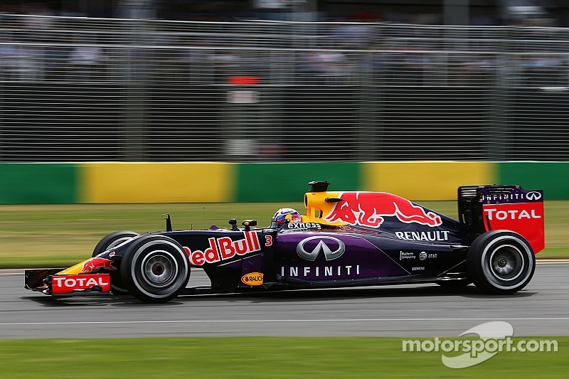 Ricciardo says seventh was the maximum for him