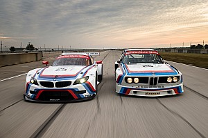 IMSA Breaking news BMW unveils tribute livery for 40th Anniversary of first US race win at the 12 Hours of Sebring
