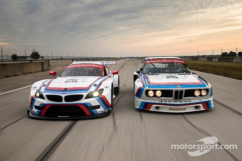 Bmw Unveils Tribute Livery For 40th Anniversary Of First