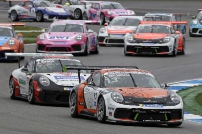Porsche-Carrera-Cup: Larry ten Voorde gewinnt Auftaktrennen in Hockenheim