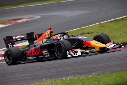 Red-Bull-Junior O'Ward mit solidem Super-Formula-Einstand