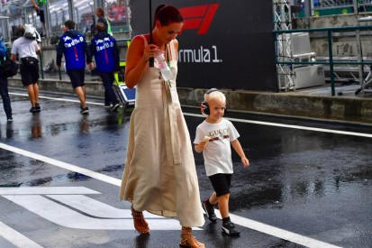 Sohn von Kimi Räikkönen erstmals im Kart unterwegs