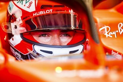 Formel-1-Arzt Ceccarelli: Leclerc schon jetzt mental stark wie Hamilton