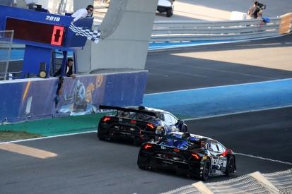 Lamborghini-Weltfinale Jerez: Schandorff ist Super-Trofeo-Champion 2019