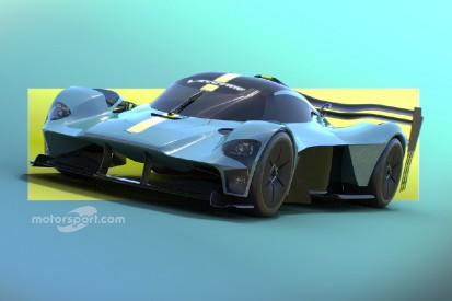 WEC-Hypercar von Aston Martin vor Verschiebung - oder abgeblasen?