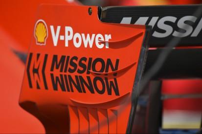 Trotz drohender Beschlagnahmung: Ferrari behält Mission-Winnow-Logos