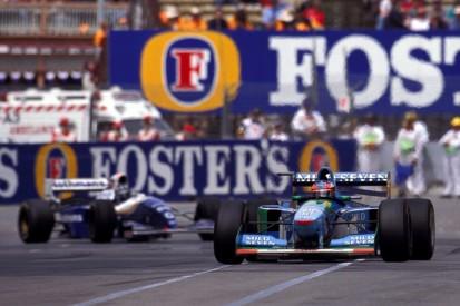 Kai Ebel: Schumachers Crash mit Damon Hill in Adelaide 1994 war Absicht