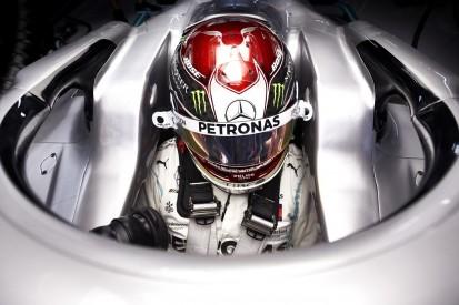 Um Corona-Rost abzuschütteln: Lewis Hamilton steigt sogar in den Simulator!