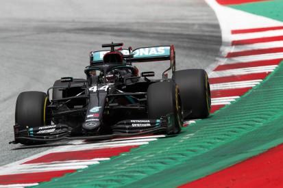 F1 Österreich: Vorsprung von Mercedes festigt sich